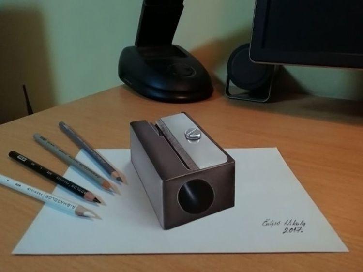 Nikola Culjic – Dessin 3D - 4